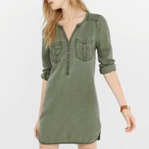 Express | Distressed Tunic